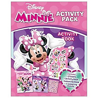 Disney Junior - Minnie: Activity Pack (2-in-1 Activity Bag Disney)