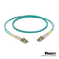 Dây nhảy quang Multi-mode OM3 LC duplex - Chính hãng PANDUIT - Mã NKFPX2ERLLSM0**