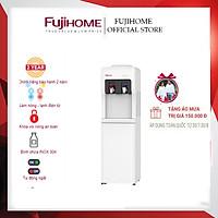 Cây nước nóng lạnh Fujihome WD5320E ( 2 vòi nóng-lạnh, tự động ngắt )  Hàng Chính hãng