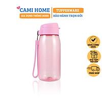Bình Nước Lohas Flask 550ml Tupperware, Bình Đựng Nước Nhựa Nguyên Sinh An Toàn