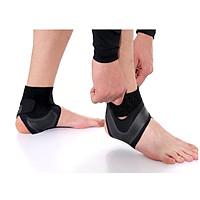 Bó dán Cổ chân thể thao Chống chấn thương Dễ dàng Điều chỉnh Kích cỡ