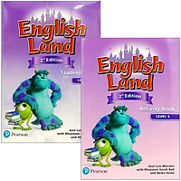 English Land (2nd Edition) Level 5: Student Book + Activity Book With CDs