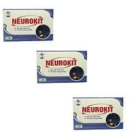 [3 HỘP]Thực phẩm bảo vệ sức khỏe Neurokit