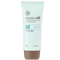 Kem Chống Nắng The Face Shop Natural Sun Eco No Shine Hydrating Sun Cream SPF40 PA+++ 31500207 (100ml)