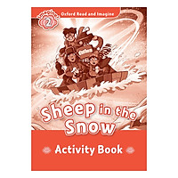 Oxford Read And Imagine Level 2: Sleep In the Snow (Activity Book)