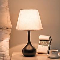 Đèn Ngủ Để Bàn Bắc Âu DN-290 , Đèn Bàn Trang Trí Phòng Ngủ Đế Giọt Nước,  Ánh Sáng Êm Dịu & Ấm Áp.
