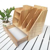 Giá đựng tài liệu bằng gỗ cao cấp