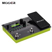MOOER GE150 Amp Modelling & Multi Effects Pedal 55 Amplifier Models 151 Effects 80s Looper 40 Drum Rhythms 10 Metronome