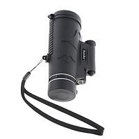 50x60 Focus Zoom Outdoor Travel HD OPTICS Monocular Telescope Day & Night