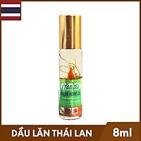 Dầu Lăn Thái Lan Thảo Mộc Green Herb Oil - 8ml