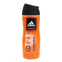 SỮA TẮM ADIDAS 3 IN 1 BODY HAIR FACE 400ML Nam Nữ
