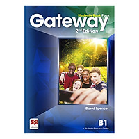Gateway 2nd Ed B1 Student Pack