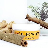 Kem Massage Tan Mỡ Bụng Cinnamon Lenty 300g (Cao Quế)