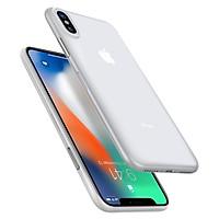 Ốp Lưng Iphone XS Spigen AirSkin - Hàng Chính Hãng