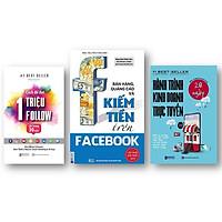 Combo kinh doanh trực tuyến thời 4.0 KZ : Cách Để Đạt 1 Triệu Follow Chỉ Trong 30 Ngày + Bán hàng, quảng cáo và kiếm tiền trên Facebook +  Hành trình kinh doanh trực tuyến 28 ngày
