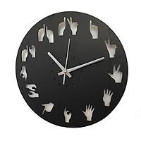 Đồng hồ treo tường trang trí DH06