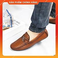 Giày mọi nam ️ HT.NEO ️ da bò xịn hàng cao cấp da đan xen thủ công cực bắt mắt kiểu dáng trẻ chung dễ kết hợp quần áo GM72