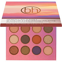 Phấn mắt BH Cosmetics Moroccan Sunset 16 Colour Shadow Palette (10g)