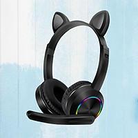 K23 Kids Bluetooth Headphones, Children's Wireless Bluetooth Headphones, Bluetooth Stereo Over-Ear Kids headsets