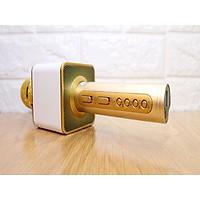 Loa Bluetooth Micro Karaoke SD-08 (Giao Màu Ngẫu Nhiên) + Tặng Kèm 1 Ghế Đỡ Điện Thoại ĐA Năng T2
