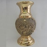 Bình bông Song Công 30cm