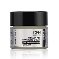 Kem dưỡng ẩm DBH Vitamin A&E Moisture Cream