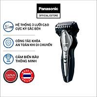 Máy Cạo Râu 3 Lưỡi Panasonic ES-ST2N-K751 - Hàng Chính Hãng