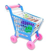 Đồ chơi xe đẩy siêu thị kèm phụ kiện đồ chơi (có nhạc Việt) HT7658