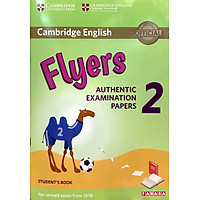 Cambridge English Flyers 2 for Revised Exam From 2018 Student's Book