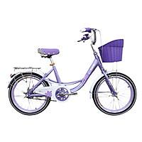 Xe đạp trẻ em Borgki Girl 20 Purple