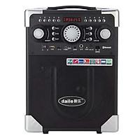 Loa kéo karaoke Bluetooth S08 kèm 1 Micro không dây