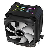 Quạt tản nhiệt CPU GreatWall G200 RGB - Hàng nhập khẩu
