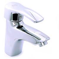 Vòi lavabo nóng lạnh Eurolife EL-4002 (Trắng bạc)