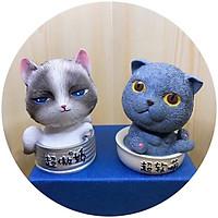 cặp mèo quà lưu niệm