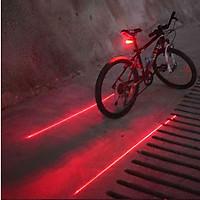 Đèn led xe đạp chống nước- Hati1