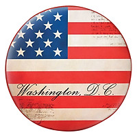 Gối Ôm Tròn Washington D.C GOVT001