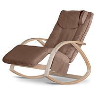 Ghế Massage Thư Giãn - Ghế massage màu Nâu - Hiện đại, trẻ trung, hệ thống massage Thái