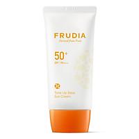 Kem Chống Nắng Frudia Tone-Up Base Sun Cream 50+ Spf/Pa++++ Làm Trắng Sáng Da (50g)