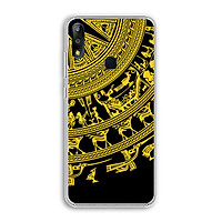 Ốp lưng dẻo cho điện thoại Zenfone Max Pro M2 - 01219 7820 TRỐNG ĐỒNG 02 - Hàng Chính Hãng