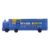 Hộp Bút XIAOLINGJING B578-22 - Bus Travel