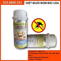 Chai Diệt ruồi Muỗi y tế BOM B52 USA diệt muỗi tận gốc an toàn hiệu quả