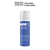 Tinh chất chống lão hóa chuyên sâu Paula's Choice Resist Super Antioxidant Concentrate Serum 30ml Mã: 7640
