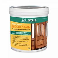 Sơn gỗ - Màu stain gỗ, không dung môi, không phai màu, an toàn, hệ nước - Lotus wood stain