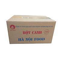Thùng Bột canh Hà Nội Food 10 gói 1kg