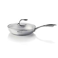 Chảo Tupperware T Chef Series Frypan 28cm (nắp kính)