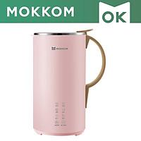 Máy Làm Sữa Hạt Đa Năng Mokkom 600ml - Hàng Chính Hãng