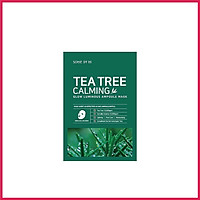SOME BY MI TEA TREE CALMING SHEET MASK
