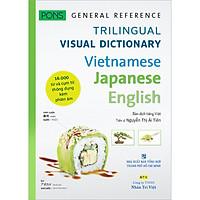 PONS GENERAL REFERENCE – TRILINGUAL VISUAL DICTIONARY Vietnamese–Japanese–English
