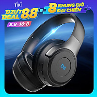 Tai nghe chụp tai Zealot kết nối bluetooth không dây với điện thoại máy tính nghe nhạc xem phim chơi game headphone có cảm ứng cực chất hàng chính hãng