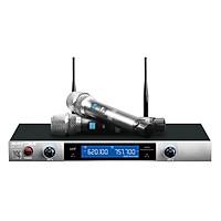 Micro Karaoke Không Dây Musicwave HS-1080 - Hàng Chính Hãng